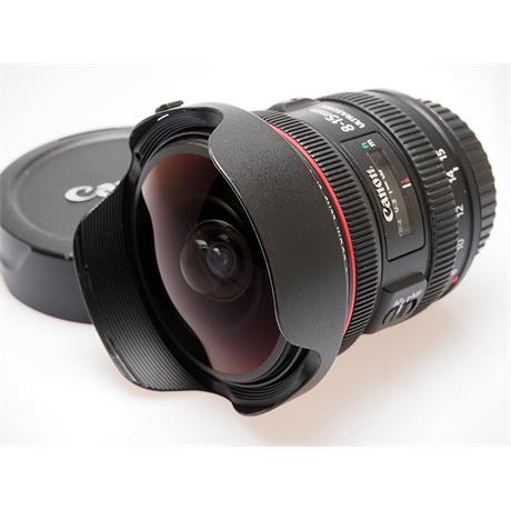 Canon 8-15mm F4 L Fisheye USM thumbnail