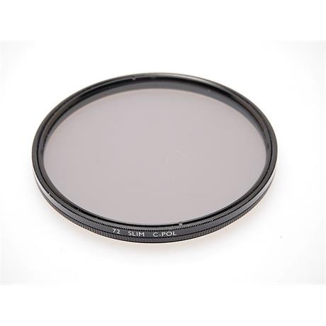 B+W 72mm Circular Polariser Slim (S03) thumbnail