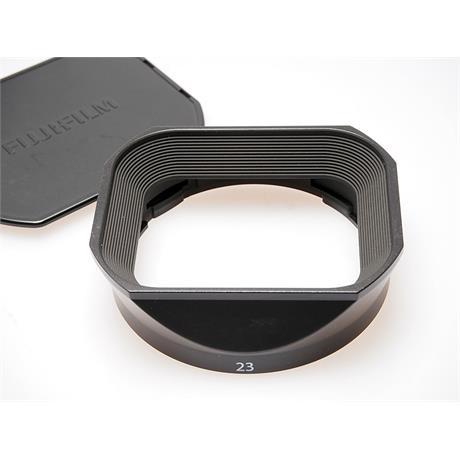Fujifilm LH-X16 Lens Hood (16mm F1.4) thumbnail