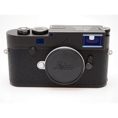 Leica M10-P Body Only - Black Chrome thumbnail
