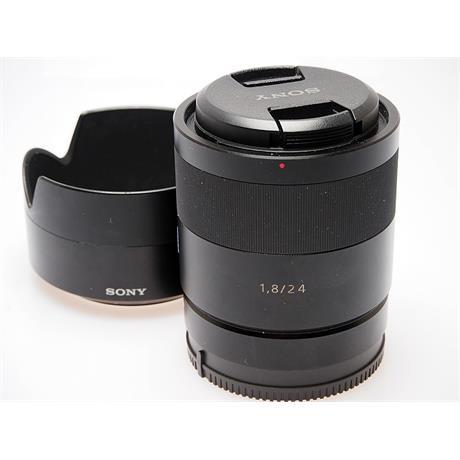 Sony 24mm F1.8 ZA Carl Zeiss Sonnar T* E thumbnail