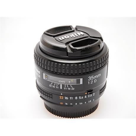 Nikon 35mm F2 AFD thumbnail