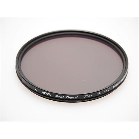 Hoya 72mm Pro1 Circular Polariser thumbnail