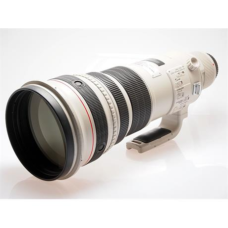 Canon 500mm F4 L IS USM thumbnail