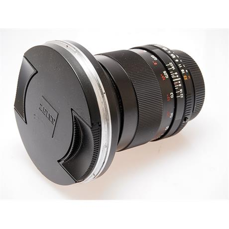 Zeiss 21mm F2.8 ZF.2 thumbnail