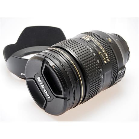 Nikon 24-120mm F4 AFS G ED VR thumbnail