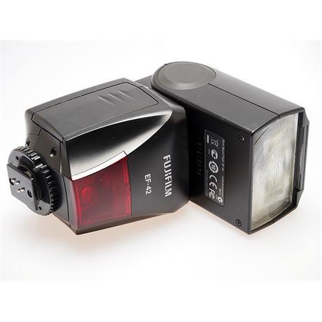 Fujifilm EF-42 flashgun thumbnail