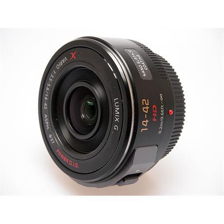 Panasonic 14-42mm F3.5-5.6 G X Asph OIS thumbnail