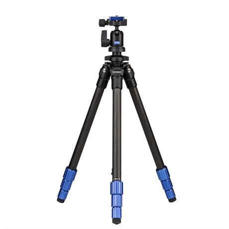 Benro TSL08 Slim Carbon Tripod + N00 Ball Head thumbnail