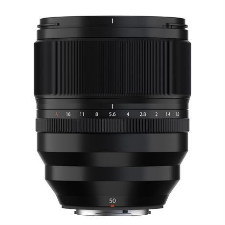Fujifilm 50mm F1.0 XF R WR - Black - Instock  thumbnail
