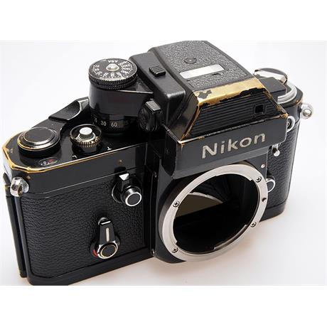 Nikon F2SB Black Body Only thumbnail