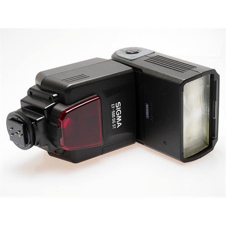 Sigma EF500 DG ST Flash - Nikon AF thumbnail