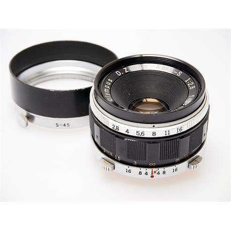Olympus 38mm F2.8 D.Zuiko thumbnail
