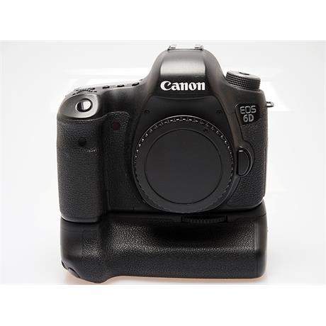 Canon EOS 6D Body + BG-E13 Grip thumbnail