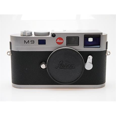 Leica M9 Steel Grey Body Only thumbnail