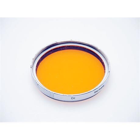 Leica E39 Orange - Chrome thumbnail