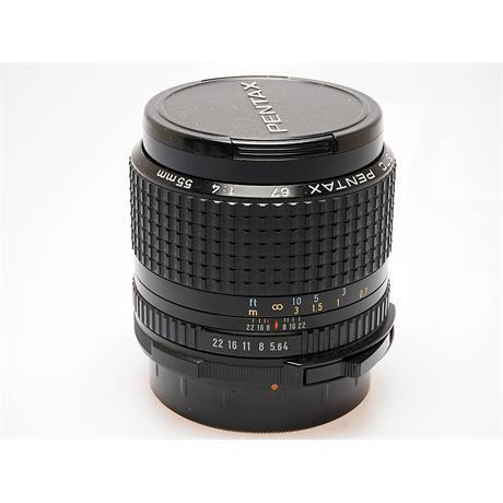 Pentax 55mm F4 SMC thumbnail