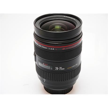 Canon 28-70mm F2.8 L USM thumbnail