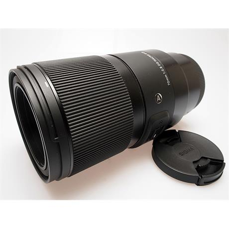 Sigma 70mm F2.8 DG Macro Art - Sony E thumbnail