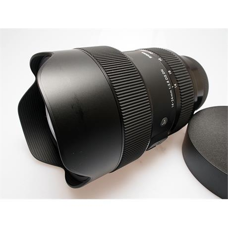 Sigma 14-24mm F2.8 DG HSM Art -Sony E  thumbnail