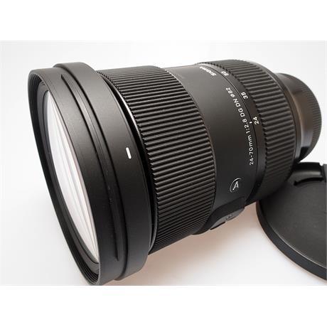 Sigma 24-70mm F2.8 DG DN Art - Sony E thumbnail