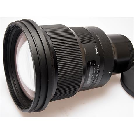 Sigma 105mm F1.4 DG HSM Art - Sony E thumbnail