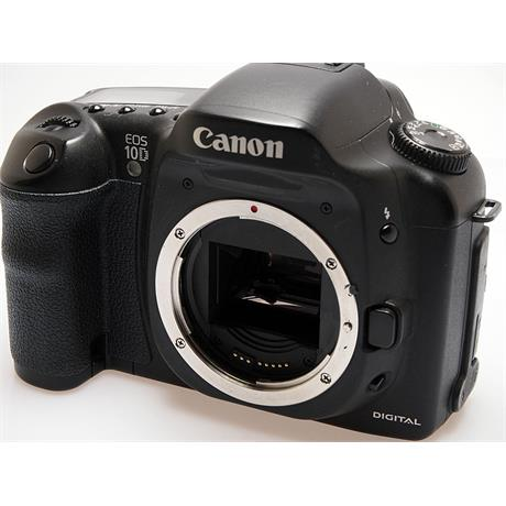 Canon EOS 10D InfraRed Body Only thumbnail