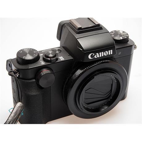 Canon Powershot G5x - Black thumbnail