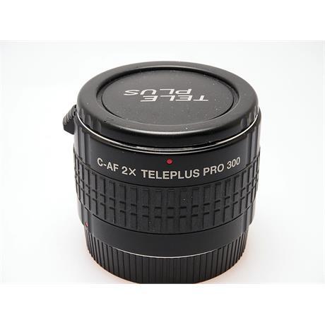 Teleplus Pro300 2x Converter - Canon EOS thumbnail