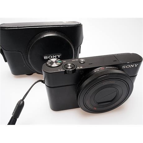 Sony DSC RX100 thumbnail