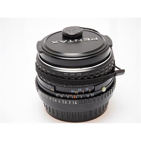 Pentax 50mm F1.4 SMC M thumbnail