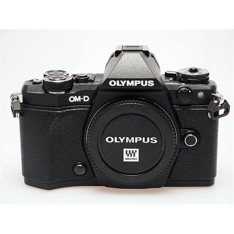 Olympus OMD E-M5 II Body Only - Black thumbnail