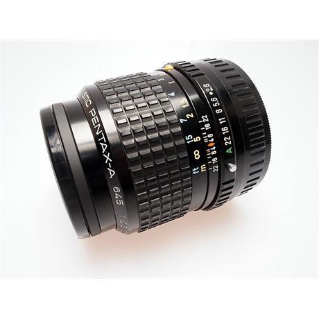 Pentax 55mm F2.8 A thumbnail