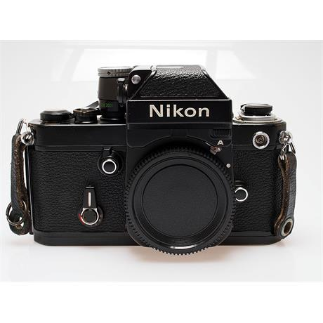 Nikon F2A Photomic Black Body Only thumbnail