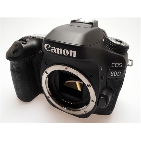 Canon EOS 80D Body Only thumbnail