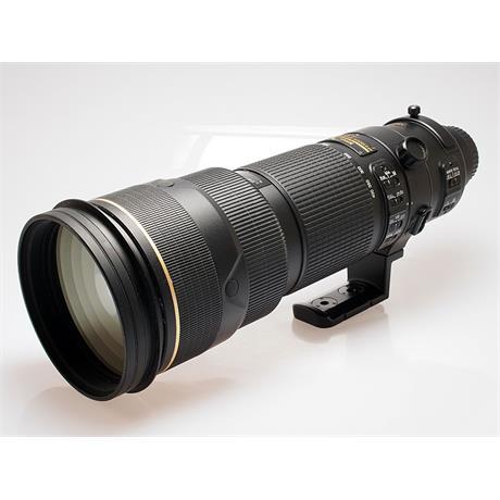 Nikon 200-400mm F4 G VR AFS IFED thumbnail