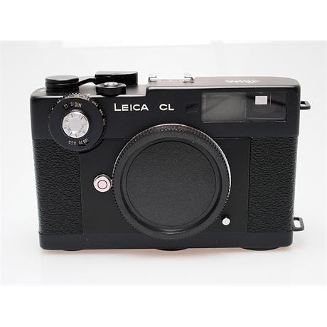 Leica CL Black Body Only thumbnail