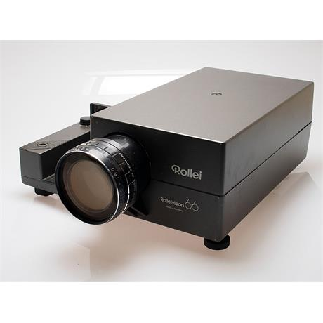 Rollei 66 + 110-160mm + 250mm Lenses thumbnail
