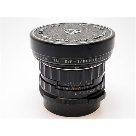 Pentax 35mm F4.5 SMC Fisheye thumbnail