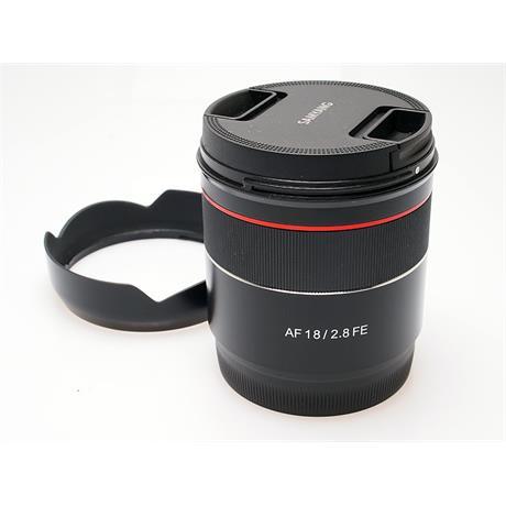 Samyang 18mm F2.8 AF - Sony FE thumbnail
