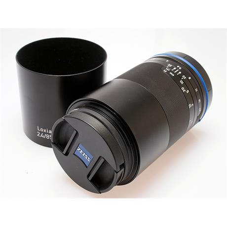 Zeiss 85mm F2.4 Loxia Distagon T* - Sony E thumbnail