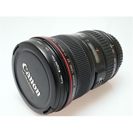 Canon 17-40mm F4 L USM thumbnail