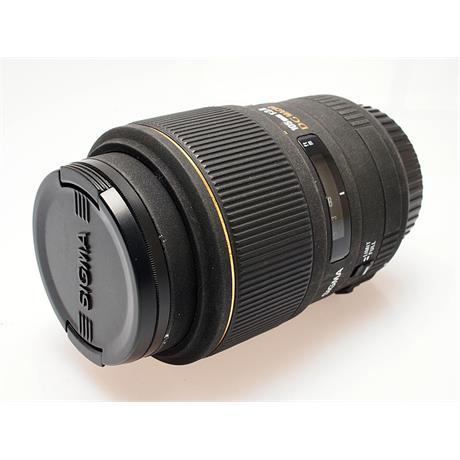 Sigma 105mm F2.8 EX DG Macro  - Canon EOS thumbnail