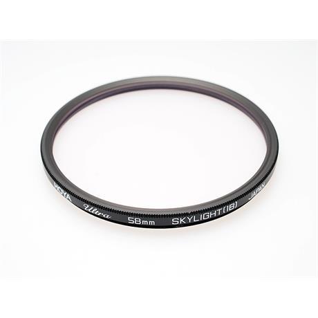 Hoya 58mm Ultra Skylight 1B thumbnail