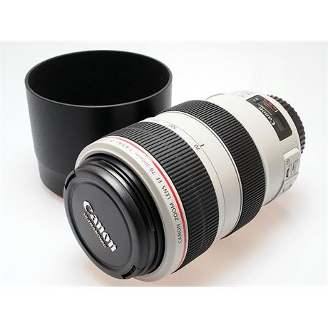 Canon 70-300mm F4-5.6 L IS USM thumbnail