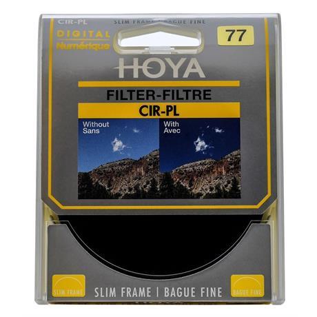 Hoya 77mm Circular Polariser Slim thumbnail