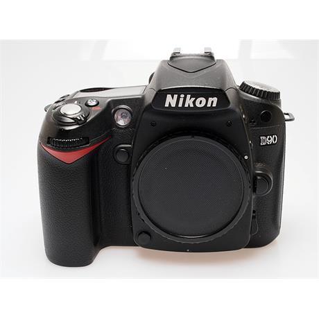 Nikon D90 Body Only thumbnail
