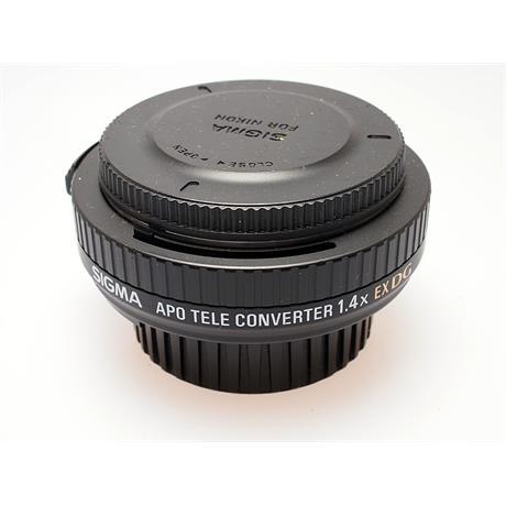 Sigma 1.4x Apo EX DG Converter thumbnail