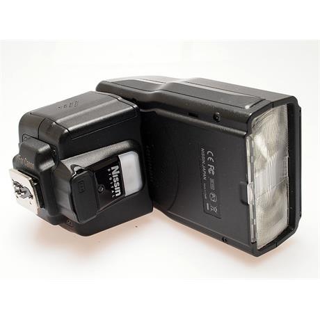 Nissin i60A Flash + Air 1 Transmitter - Canon E thumbnail