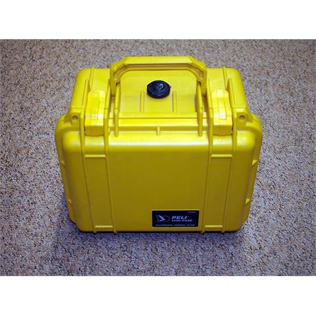 Peli 1300 Case - Yellow thumbnail